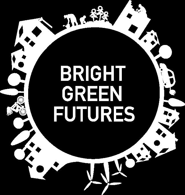 © 2019 the Bright Green Futures Logo